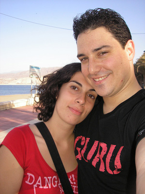 23 y 24 JUNIO 2007 - CONTIGO EN ALMERIA.