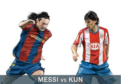 Ganó Messi...
