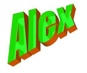 Animo Alex..