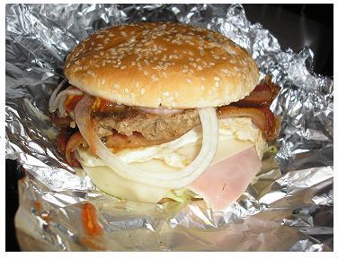 Las mejores hamburguesas de Madrid...