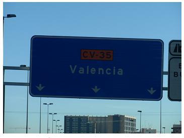 En Valencia...
