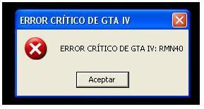 RMN40 - GTA4