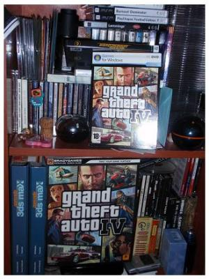 GTA4 [Best of 2008]