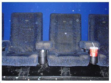 Fila Trece asientos 8,9,10 ...
