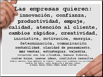 Empresas...