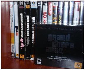 GTA [La saga]...