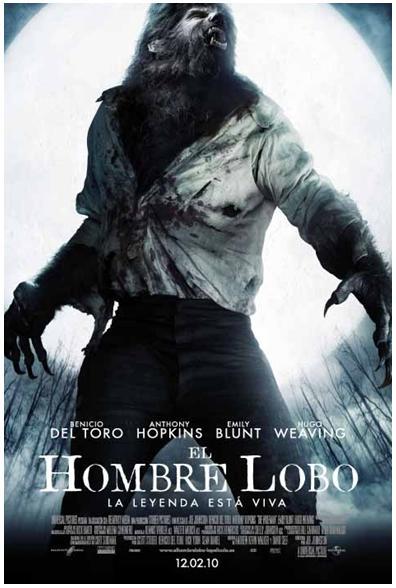 El Hombre Lobo...
